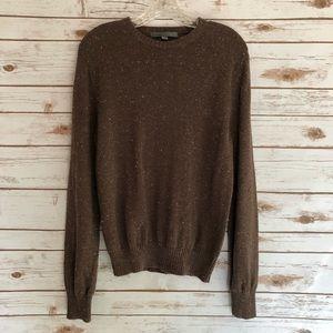 Old Navy Speckled Crewneck Sweater